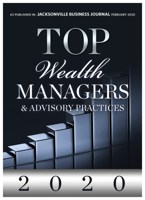 2019 Top Ranked Wealth Managers Advisory Practices - 2019