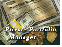 Private Portfolio Manager