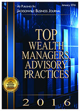 Top Ranked Wealth Managers Advisory Practices - 2016